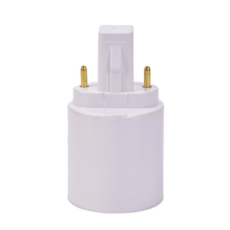 New G23 To E27 E26 Base Socket LED Halogen Light Bulb Lamp Adapter Holder Converter