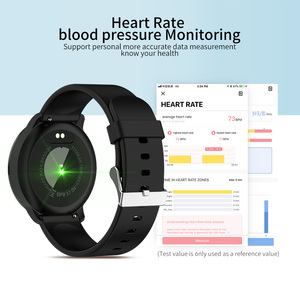 Image 5 - RUNDOING R7 Smart watches Waterproof Sports for iphone phone Smart watch Heart Rate Monitor Blood Pressure For Women men kid