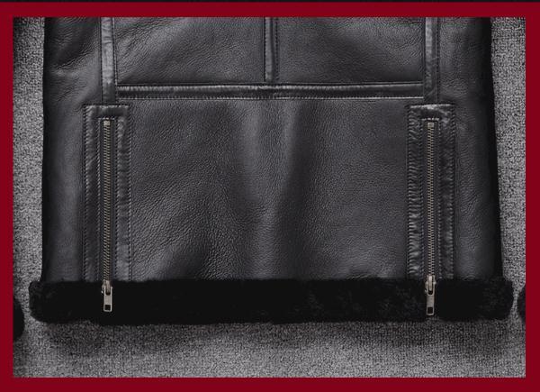 Hcacd7ef0a8c944e08333618cd5ebd5d9q Free shipping,Sales Winter Sheep fur coat,100% wool Shearling jacket,warm leather sheepskin coat.plus size classic motor style
