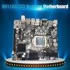 H61 LGA 1155 Pin 2 DDR3 Network Card VGA HDMI-Compatible Desktop PC Motherboard Motherboard Support DDR3 Memory
