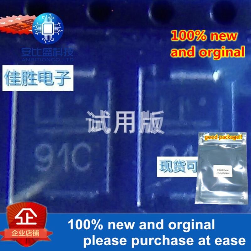 20pcs 100% New And Orginal 1.5SMC91CA DO-214AB Silk-screen 91C  In Stock