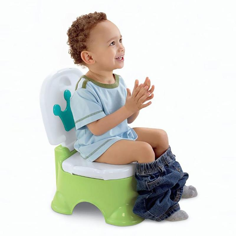 Baby Potty Toilet WC Kids Training Seat Chair Portable Cute Crown Design Travel Pot Children Toilet