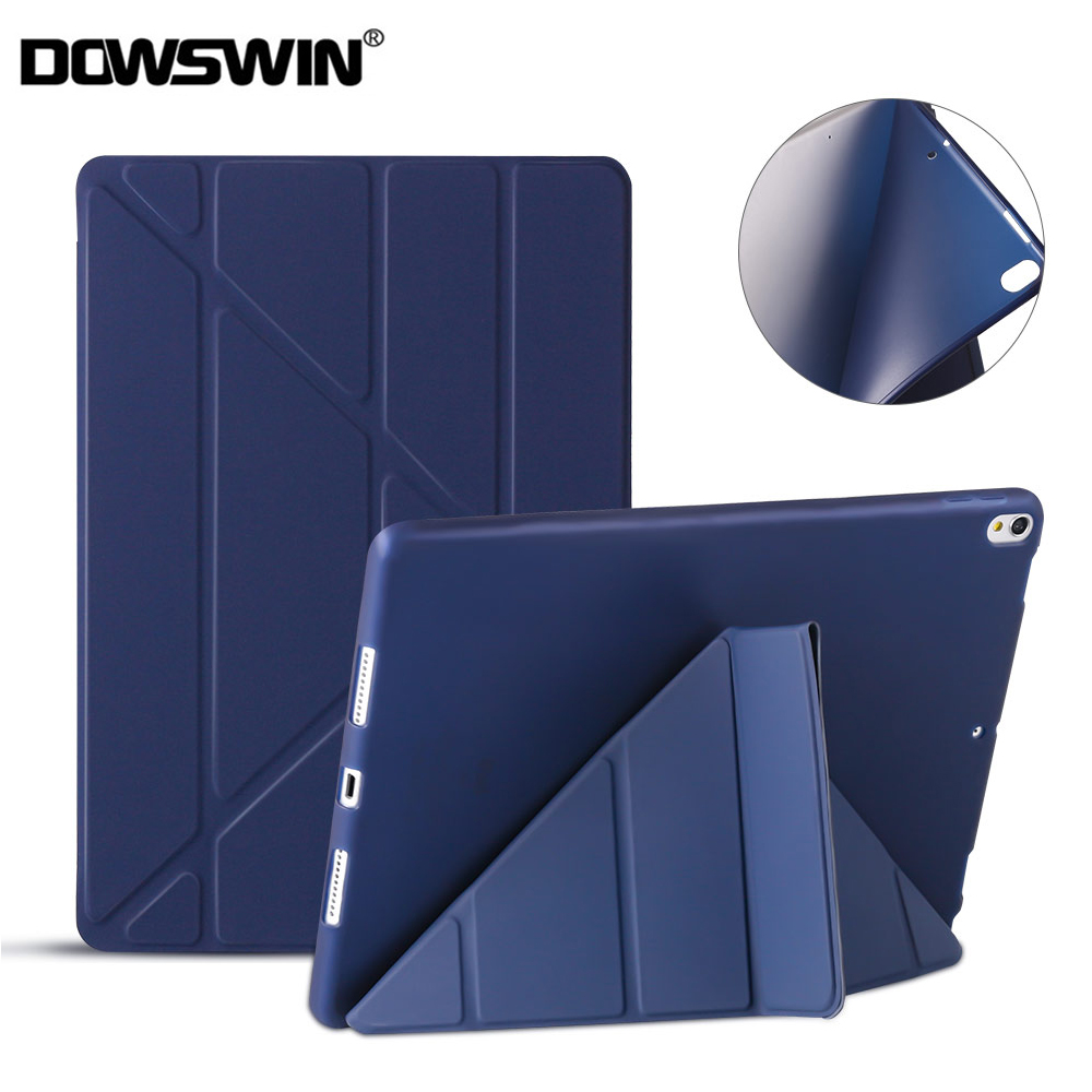 For IPad Pro 10.5 Case,PU Leather Smart Cover Cases For IPad Air 3 2019, TPU Soft Case For IPad Pro 10.5 A1701 A1709 A2152 A2123