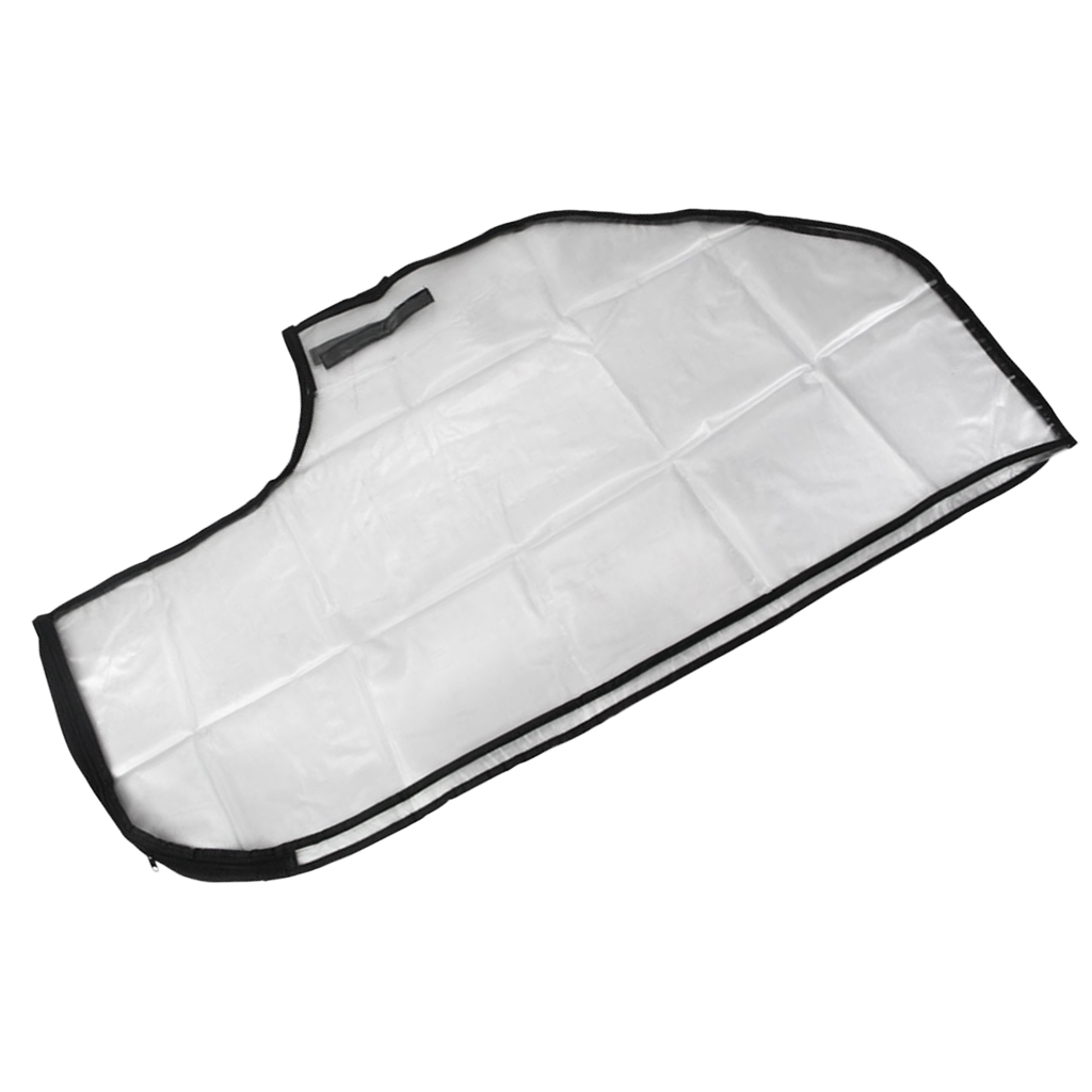 Waterproof Golf Bag Rain Cover Zipper Protective Cover Golf Cart Accessories