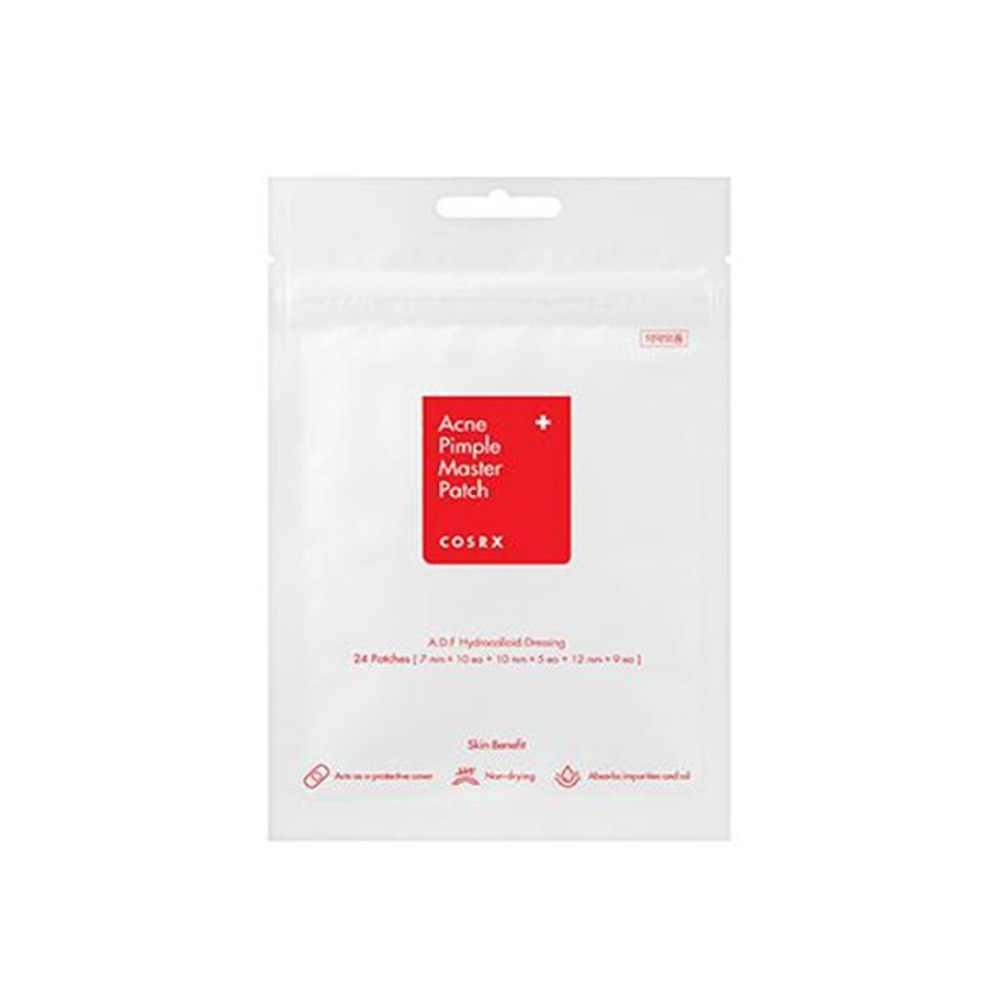 Corea Cosmetici COSRX Acne Brufolo Master di Patch 24 Toppe e Stemmi Viso La Cura Della Pelle Anti-Acne Brufolo Trattamento di Acne Macchia di Rimozione del viso