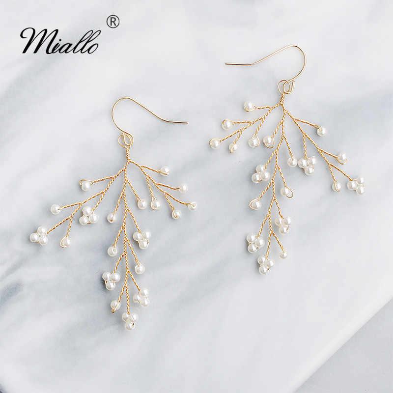 Bridal pearl drop earrings bridal pearl earrings Pearl anniversary gifts Pearl Earrings Wedding bridesmaid pearl drop earrings