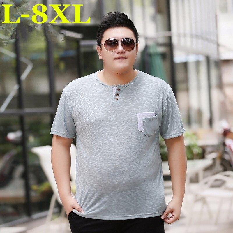 Nouveau grande grande taille 9XL 8XL 7XL 6XL mode hommes été marque coton palace t-shirt hommes loisirs 3d imprimé t-shirts manches courtes