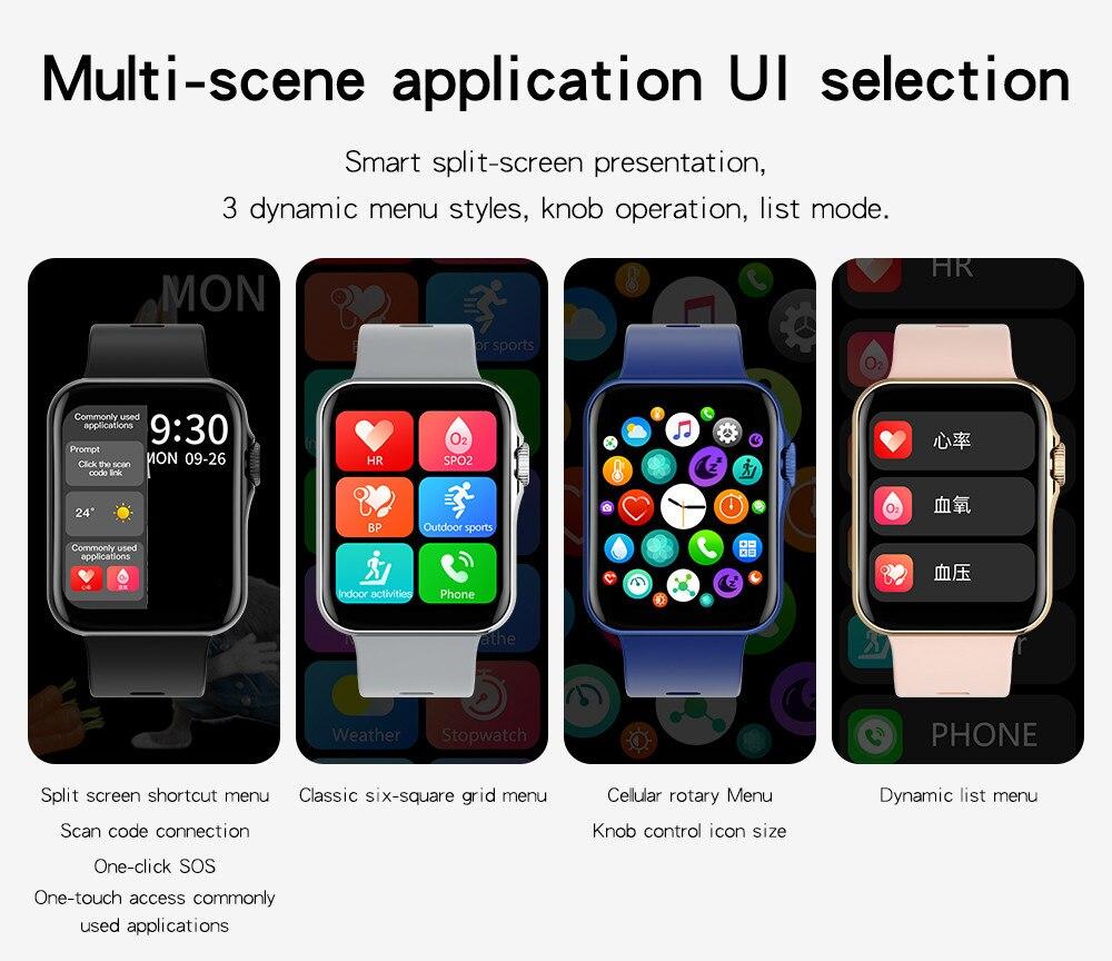 bluetooth chamada jogar música esporte alarme relógios smartwatch para android ios