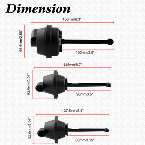 Image 2 - Un Set di PA66 Nylon 66 Collettore di Aspirazione Aria Flap Runner Kit di Riparazione per Mercedes Benz C350 E350 ML350 R350 oe 2721402401 EA080