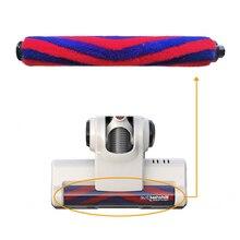 Roller-Brush Vacuum-Cleaner-Accessories Dibea C17 Cordless for T6 1pcs Rod Velvet Soft