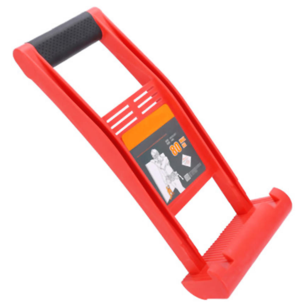 Wooden Handle Load Tool Panel Carrier Gripper Carry Drywall Plywood Sheet ABS For Carrying Glass Plate Gypsum Board