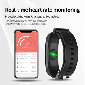 Image 5 - Wearpai Sport Fitness Watch M4 Smart Heart Rate Monitor Bracelet Calories Call Reminder Waterproof Smart Watch for iPhone xiaomi