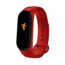 M4 smart armband Männer Frauen Herz Rate Blutdruck Monitor farbe heart rate blutdruck IP67 wasserdicht armband cheap Farbe LCD All Compatible RUBBER Passometer english Leben Wasserdicht CN (Herkunft)