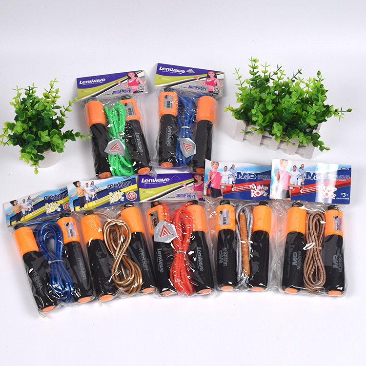 Jump Rope Fitness Female Sports Adult Children Students The Academic Test For The Junior High School Students Only Count Jump Ro