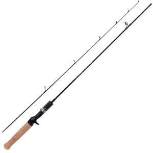 Image 4 - 2020 Newest UL Power Casting / Spinning Fishing Rods Soft Solid Carbon Spinning Lure Fishing Rod 1.8m 1.98m 1.68m