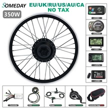 Motor Conversion-Kit Ebike 48v 350w Hub-Wheel Electric-Bicycle 700C SOMEDAY 36V for 16-20-24-26