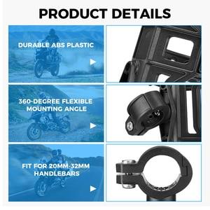Image 3 - دراجة نارية زجاجة ماء شرب كأس حامل المشروبات لسيارات BMW R1200GS ADV F800GS F700GS CRF1000L أفريقيا التوأم CRF1000 25 مللي متر جبل