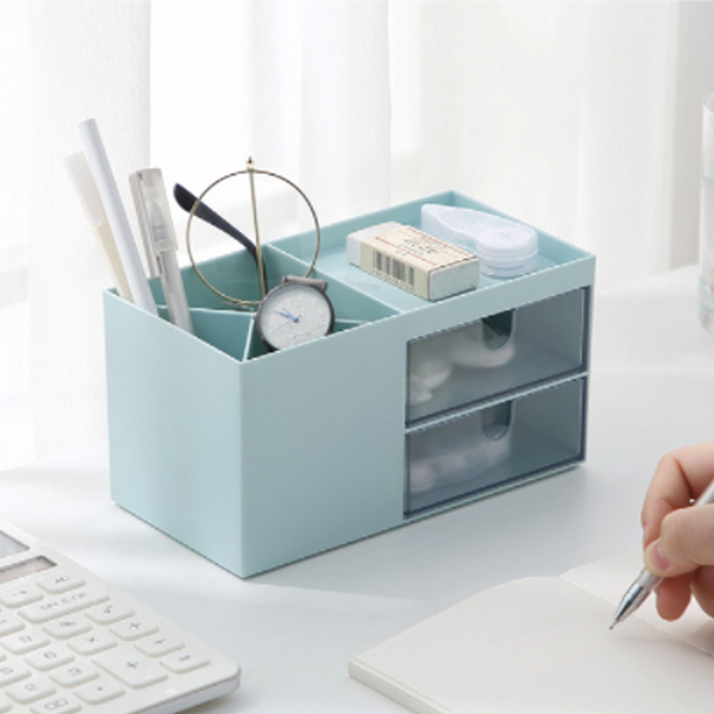Makeup Drawers Organizer Box Jewelry Storage Box organizzatore cassetti Container Make Up Case Cosmetic Boxes Container Boxes
