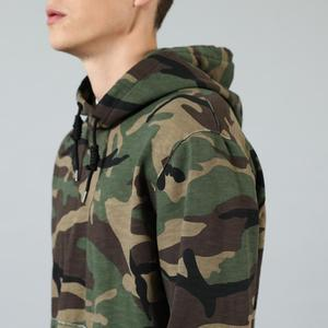 Image 4 - SIMWOOD 2020 bahar kış kapşonlu kamuflaj hoodies erkekler moda tişörtü jogging yapan elbise artı boyutu streetwear SI980675