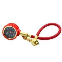 سيارة قياس ضغط الإطارات الإطارات سريع الانكماش قياس ضغط الهواء في الإطارات