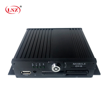 LSZ 4CH 車の Dvr バストラックバン MDVR 1080 1080p 車レコーダー AHD モバイル Dvr