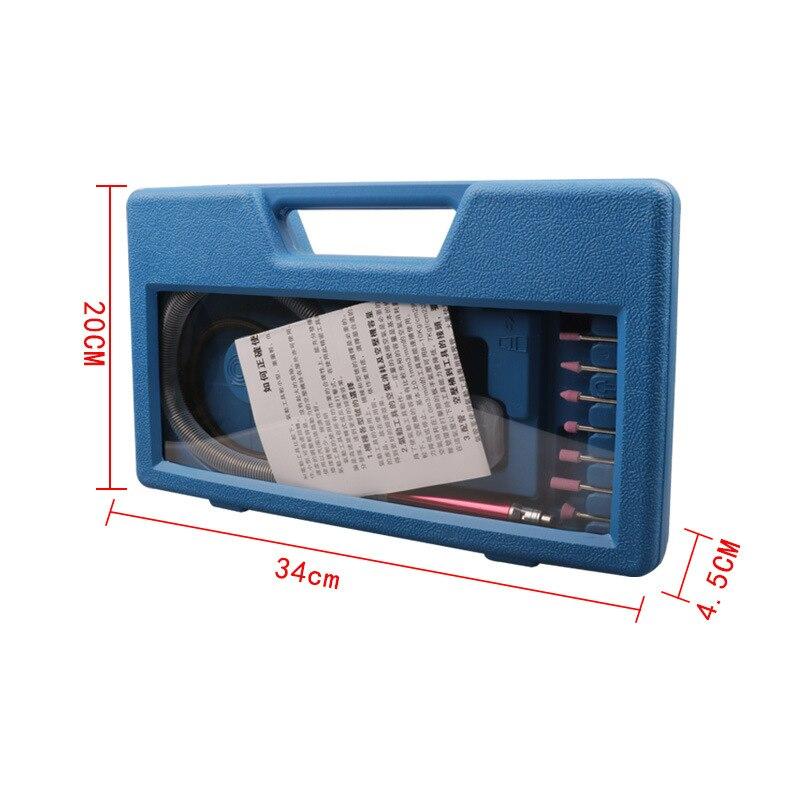 Hohe Qualität Pneumatische Schleifen Maschine Wind Bleistift Grinder Werkzeug Kleine Skulptur Pen gravur stift hand grinder polierer metall