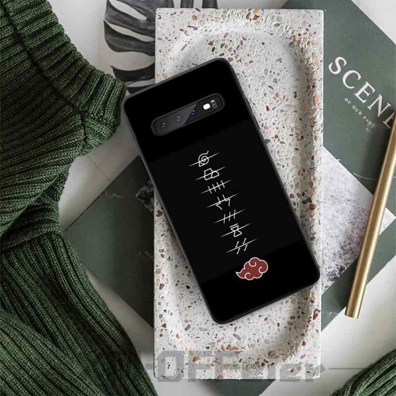 Ivits Naruto dövme özel fotoğraf yumuşak telefon kılıfı için Samsung S8 S8 artı S9 S9 artı S10 S10 artı S10E lite S10-5G S20 ultra artı