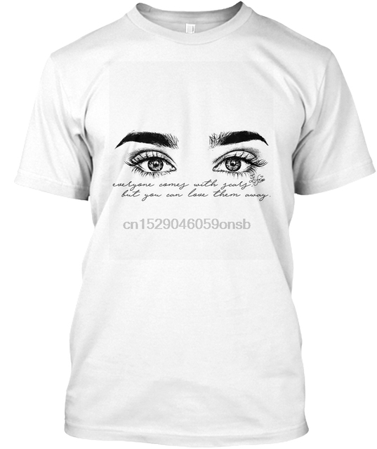 Hommes t-shirt Lauren Jauregui 727 yeux cité t-shirt femmes