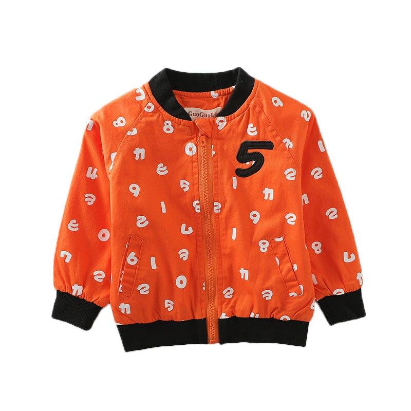 Alta qualidade novas crianças primavera e outono moda bordado impressão jaqueta menino bebê ao ar livre de mangas compridas superior. Roupa dos miúdos