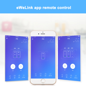 Image 5 - Lonsonho eWeLink Smart Wifi Interruttore 1 2 3 Gang Pulsante EU UK 220V Telecomando Senza Fili Funziona Con alexa Google Casa Tmall