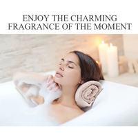 AILKE Smoothing Elf Shower Gel Perfume Body Wash Hydrating Lightening Whitening Exfoliator Avocado Bath Gel 500ML 2