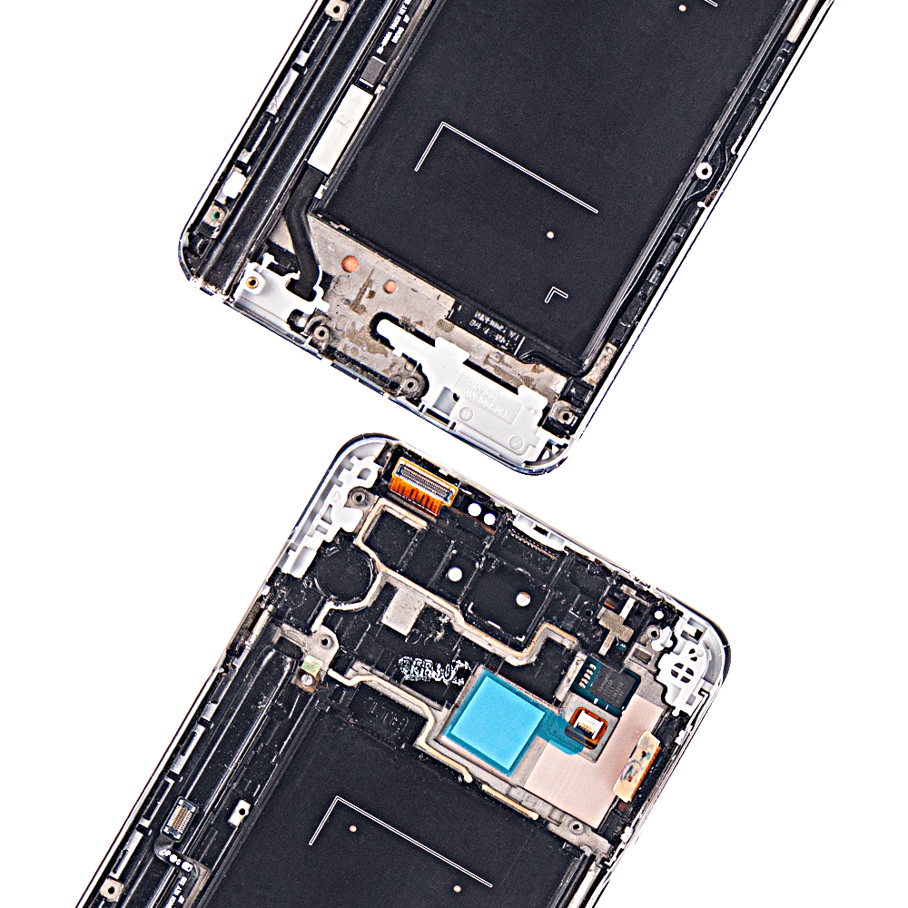 Image 5 - Amoled For Samsung Galaxy Note 3 LCD Display Touch Screen with frame Digitizer Assembly For samsung note3 N9005 lcd Replaceme-in Mobile Phone LCD Screens from Cellphones & Telecommunications