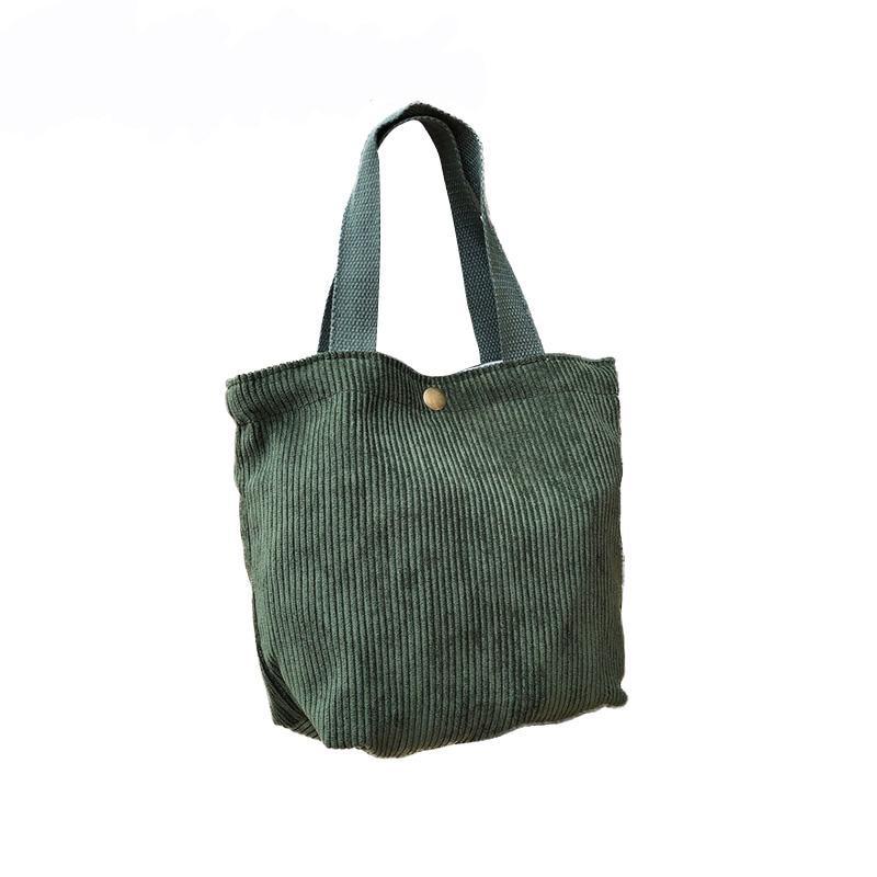 sólida bolsas de compras senhoras vintage tote casual bolsa de ombro balde