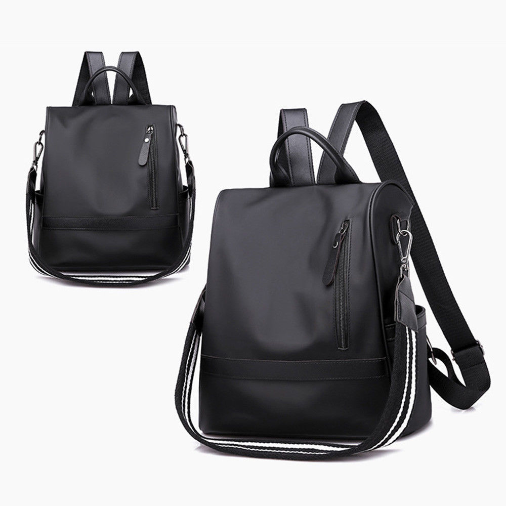 Hcad626f95f92447b969ffae14f6e81e3a - Fashion Women Waterproof Travel Backpack Anti-theft Oxford Backpack Female School Bags Bagpack For Girls Shoulder Bag