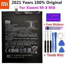 Аккумулятор BM3E для Xiaomi Mi 8, 2801 мАч-3500 мАч, инструменты в комплекте