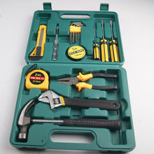 16pcs/lot family car insurance set hardware toolbox repair kit(China)