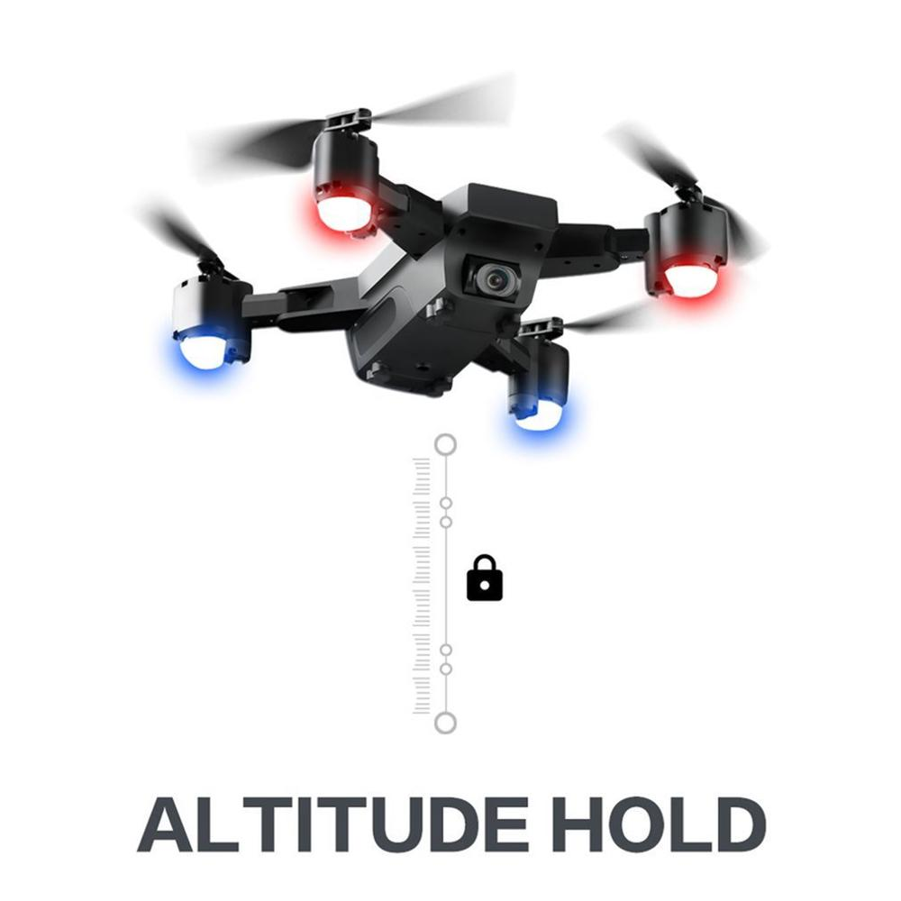 SMRC S20 6 Axles Gyro WIFI FPV Drone Portable RC Quadrocopter With HD 1080P Camera GPS  Folding RC Helicopter Portable RC Model