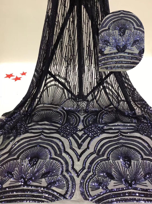 웨딩 드레스에 대 한 슈퍼 품질 럭셔리 장식 조각 얇은 명주 그물 레이스 패브릭 JIANXI.C 93605-에서레이스부터 홈 & 가든 의  그룹 3