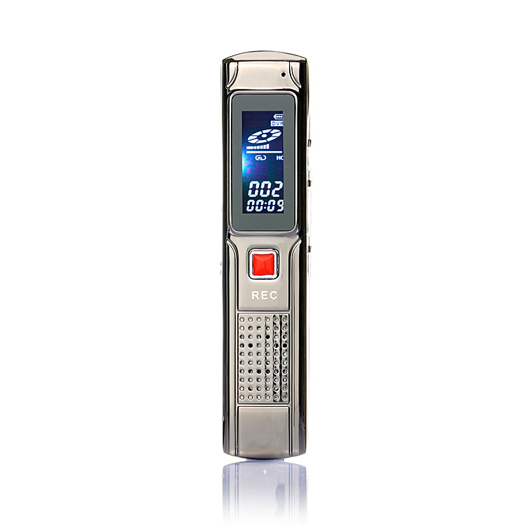Manufacturers Production Metal High-definition Telephoto Noise Voice MP3 Player Learning Conference Records