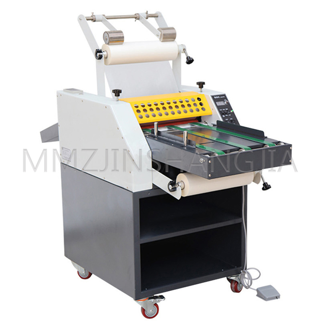 Фото автоматическая машина для ламинирования a3 большая стальная