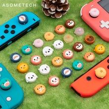 Joystick-Cap Cover Thumb-Grip-Caps Controller Nintendo Switch Lite Joy-Con Animal-Design