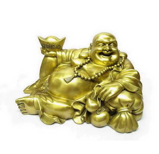--- 418 + + + Tembaga Ingot Tembaga Maitreya Dekorasi Tembaga Laughing Buddha Lucky Buddha Perut Besar