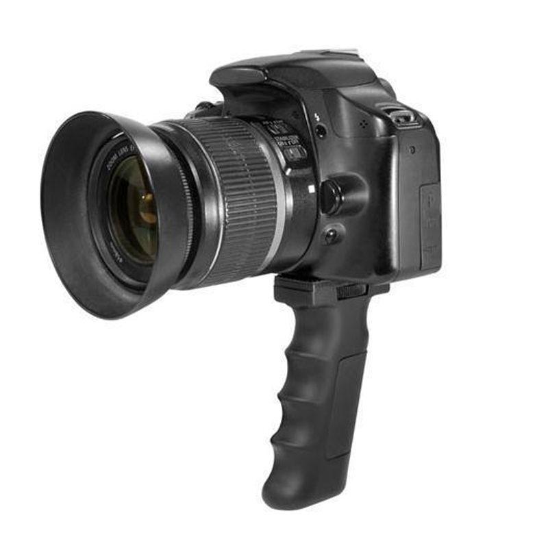 Ручной пистолет штатив с зажимом для Монокулярные бинокли камеры GOMU Зрительная труба