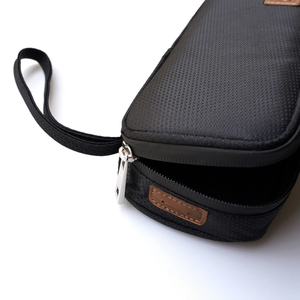 Image 4 - DD ddHiFi C 2019(Brown) Customized HiFi Carrying Case for Audiophiles, Headphone and cables Storage bag, player protective case.