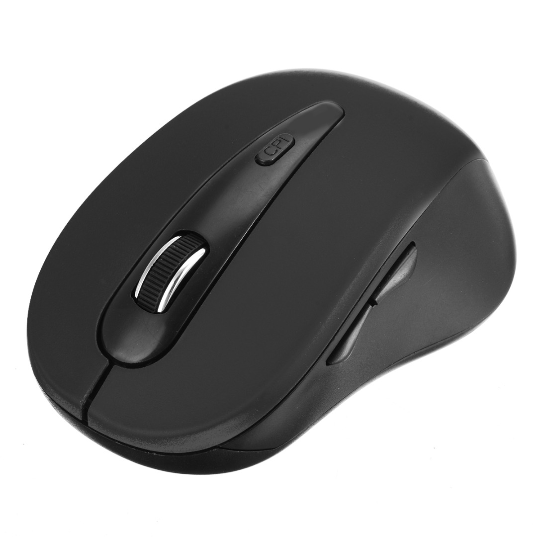bluetooth Wireless Mouse Silent Gaming Rechargeable Computer 1600DPI Optical PC Mice For Laptop