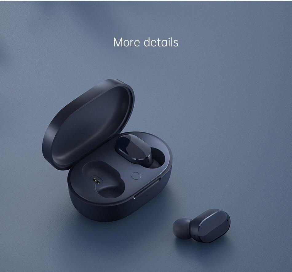 bluetooth 5.2 carregamento rápido fone de ouvido