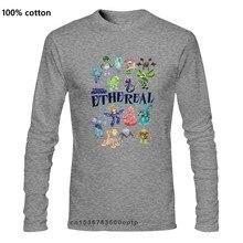 Camiseta de My Singing para hombre y mujer, camisa divertida de monstruos etéreo, nueva