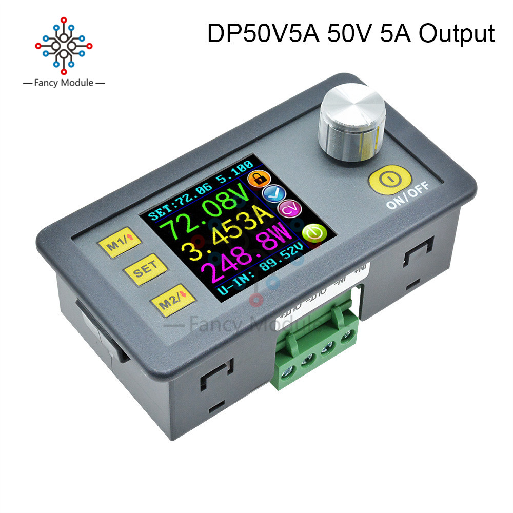 DP50V5A Constant Voltage Programmable Step-down Digital Power Supply Module