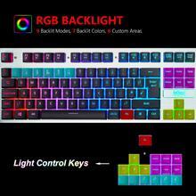 RGB Wired Gaming Keyboard
