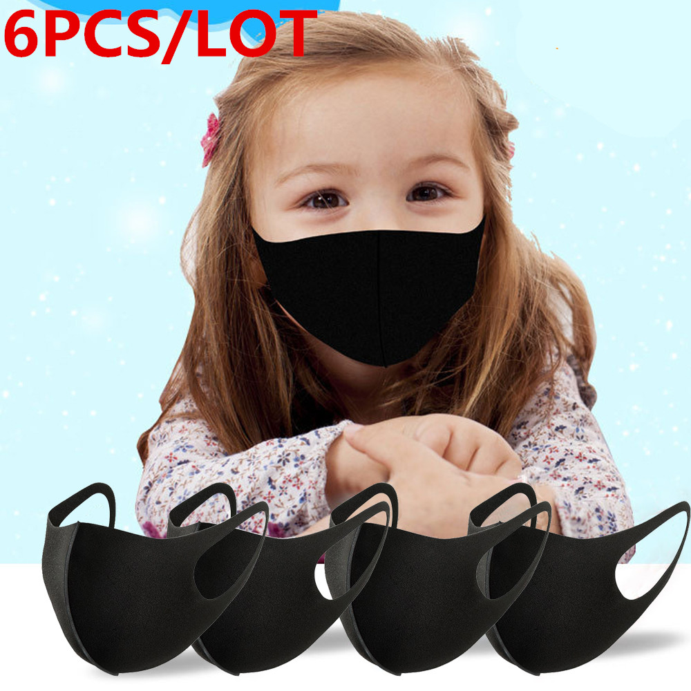 Anti Dust Mask PM2.5 Breathing Filter Face Mouth Masks Reusable Mouth Cover Anti Fog Pollution Haze Respirator Kids Men Women